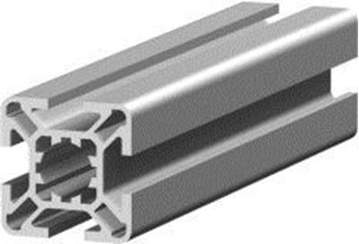 1.11.030030.43LP - aluminium Profiel 30x30 4F LP