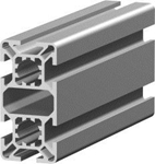 1.11.030060.64LP - aluminium Profiel 30x60 6F LP