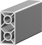 1.11.030060.04SP - aluminium Profiel 30x60, 0F SP