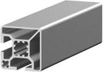 1.11.040040.22LP - aluminium Profiel 40x40 2E hoek LP