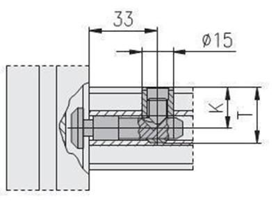 1.21.2E0 - Standaard universeel, 20-E Ø12