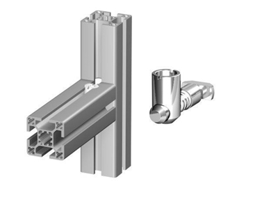 1.21.4E2 - Verbinder 90° 40-E (hamerkop)