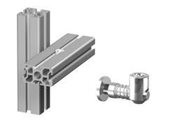 1.21.2/3F5 - Parallel verbinder universeel dwars, 20/30-F Ø12