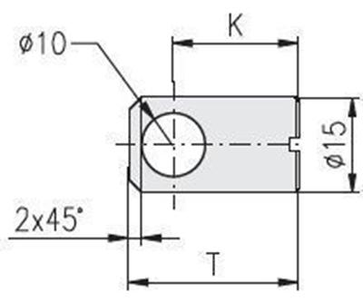 1.21.B40 - Busje standaard  40 F/E