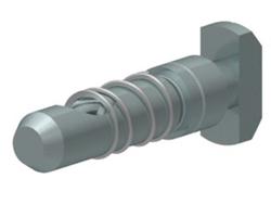 1.21.A1E1 - Anker Standaard E (hamerkop)