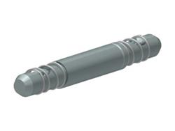 1.21.A1V0 - Verleng verbinder ø12mm