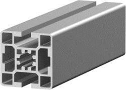 1.11.045045.23LP - Aluminium Profiel 45x45, 2E LP