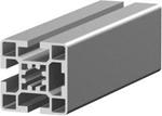 1.11.045045.33LP - Aluminium Profielen 45x45, 2E LP