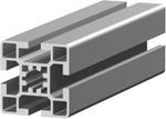1.11.045045.43LP - Aluminium Profiel 45x45, 4E LP