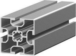 1.11.060060.43LP - aluminium Profiel 60x60 4E LP
