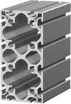 1.11.100200.124SP - aluminium Profiel 100x200, 12E SP
