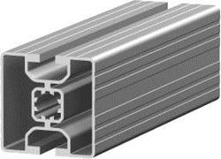 1.11.050050.23L - aluminium Profiel 50x50, 2E L