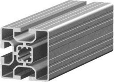 1.11.050050.33L - aluminium Profiel 50x50, 3E L