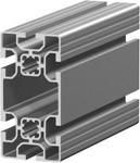 1.11.050100.64L - aluminium Profiel 50x100, 6E L