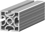 1.11.050050.33S - aluminium Profiel 50x50, 3E S