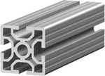 1.11.050050.43S - aluminium Profiel 50x50, 4E S