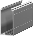 1.19.204080G - aluminium E-kanaal profiel 40x80