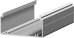 1.19.208040G - aluminium E-kanaal profiel 80x40