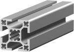 1.11.040040.43LP - aluminium Profiel 40x40, 4E LP (licht profiel) - Maytec compatibel