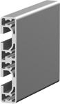 1.09.016080.24LP - aluminium Profiel 16x80, 2E LP