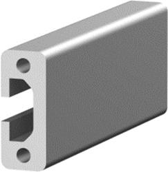 1.09.016040.14SP - aluminium Profiel 16x40, 1E SP