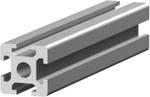 1.10.020020.43SP - aluminium Profiel 20x20 4H SP