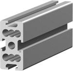 1.10.020040.44SP - aluminium Profiel 20x40 4H SP