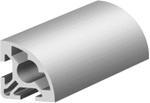 1.11.030030.21SP - aluminium Profiel 30x30 2F soft SP