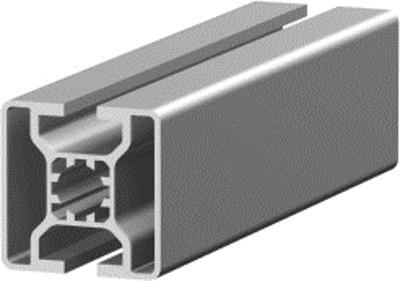1.11.040040.23LP - Maytec aluminium Profiel 40x40 2E LP