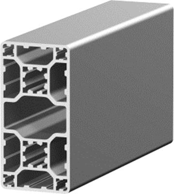 1.11.040080.04LP - aluminium Profiel 40x80 0E LP