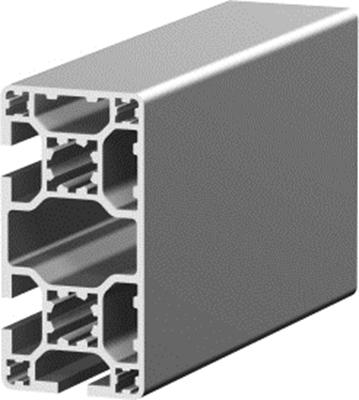 1.11.040080.32LP - aluminium Profiel 40x80 3E LP