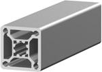 1.11.040040.03SP - aluminium Profiel 40x40, 0E SP (zwaar profiel)