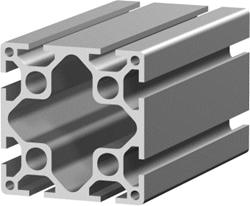 1.11.080080.83SP - aluminium Profiel 80x80 8E SP