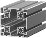 1.11.090090.83LP - Aluminium Profiel 90x90 8E LP