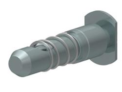1.21.A1F41 - Anker Standaard F 90° Vierkant