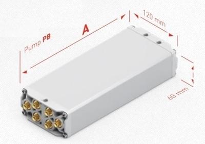 3.19.1.PB - Pomp PB voor 3-10 cilinders