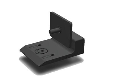 1.65.2401 - Magnetisch slot voor montage in de dagmaat