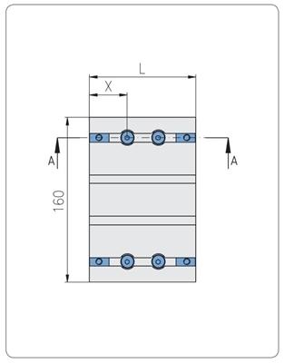 1.67.S101.030150F - Eco-Slide PG 30 - 150F