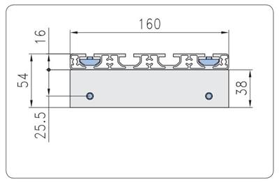 1.67.S101.040040E- Eco-Slide PG 40 - 40E