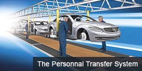 Maytec personal transfer system