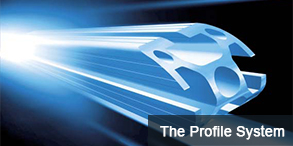 Maytec Profile system - aluminium profielen