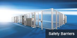 Maytec safety barriers - afschermingen veiligheid