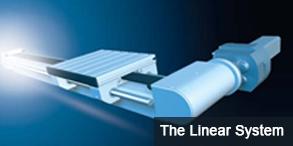 Maytec linear system - lineair systeem aluminium